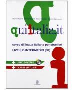 Qui Italia.it Livello Intermedio  B1