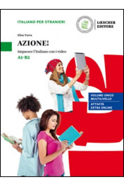 Azione! Imparare l'italiano con i video