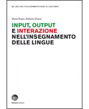 Input, output e interazione nell'insegnamento delle lingue