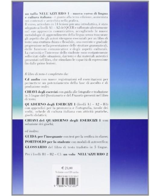 Un tuffo nell'azzurro 1 Con CD Audio