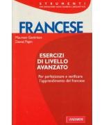 Francese. Esercizi di livello avanzato