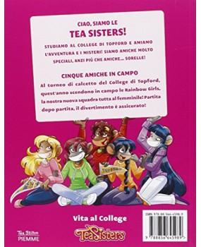 Cinque amiche in campo - Tea Stilton