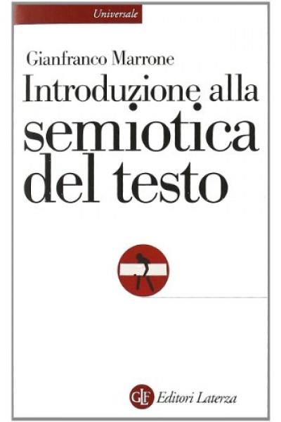 Introduzione alla semiotica del testo