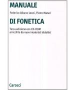 Manuale di fonetica - con cd rom arricchito da nuovi materiali didattici