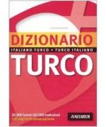 Dizionario turco. Italiano-turco, turco-italiano