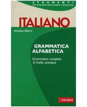 Italiano. Grammatica alfabetica